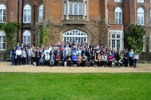 Delegates at the 2016 Windsor Conference