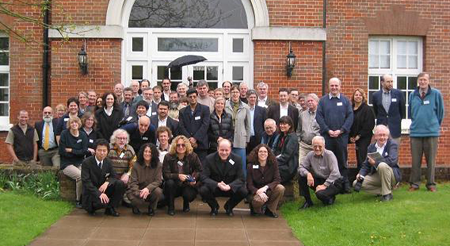 Attendees of the Windsor Conference 2004